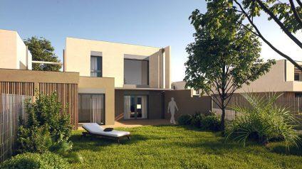 U Veranu Programme immobilier Borgo